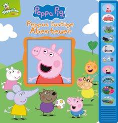 Peppa Pig - Peppas lustige Abenteuer, m. Tonmodulen