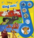 Disney - Sing mit! - Liederbuch mit Sound