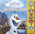 Disney Die Eiskönigin - Olaf taut auf, Olaf geht zur Schule, 8-Button-Soundbuch