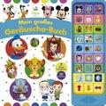 Disney Baby - Mein großes Geräusche-Buch, 27-Button-Soundbuch