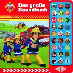Feuerwehrmann Sam - Das große Soundbuch - 27-Button-Soundbuch