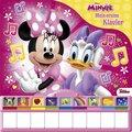 Disney Minnie, Mein erstes Klavier, m. Soundeffekten