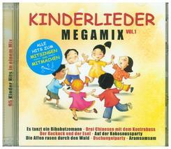 Kinderlieder Megamix - Vol.1