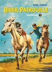 Die Biber-Patrouille, Gesamtausgabe - Bd.3