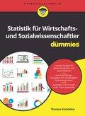 Statistik für Wirtschafts- und Sozialwissenschaftler für Dummies A2