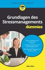 Grundlagen des Stressmanagements für Dummies