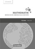 Mathematik, Berufliche Oberschule Bayern: Technik (FOS/BOS 13) - Lösungen zum Schülerbuch; 3