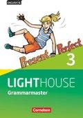 English G Lighthouse, Allgemeine Ausgabe: 7. Schuljahr, Grammarmaster mit Lösungen; 3