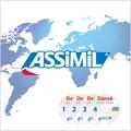 Assimil Dänisch ohne Mühe: Dansk uden tarer, 4 Audio-CDs