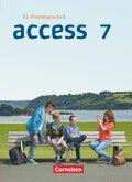 Access - Englisch als 2. Fremdsprache, Gymnasium Bayern: 7. Schuljahr, Schülerbuch; 2