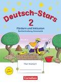 Deutsch-Stars: 2. Schuljahr - Fördern und Inklusion