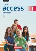 English G Access - G9 - Ausgabe 2019: 5. Schuljahr - Workbook mit Audios online; 1