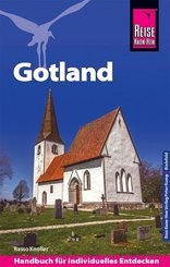 Reise Know-How Reiseführer Gotland