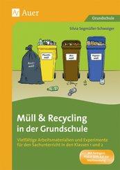 Müll und Recycling in der Grundschule