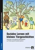 Soziales Lernen mit kleinen Tiergeschichten
