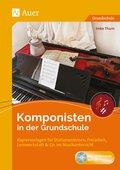 Komponisten in der Grundschule, m. Audio-CD