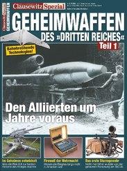 """Geheimwaffen des """"Dritten Reiches"""""""