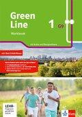 Green Line G9. Ausgabe ab 2019: Green Line 1 G9, m. 1 Beilage