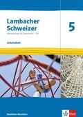 Lambacher-Schweizer, Ausgabe Nordrhein-Westfalen G9 ab 2019: 5. Schuljahr, Arbeitsheft plus Lösungsheft