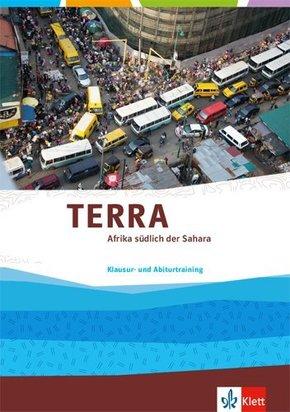 TERRA Afrika südlich der Sahara, Klausur- und Abiturtraining