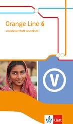 Orange Line. Ausgabe ab 2014: 10. Klasse, Vokabellernheft Grundkurs
