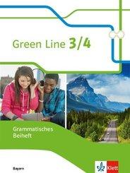 Green Line, Ausgabe für Bayern ab 2017: 7./8. Schuljahr, Grammatisches Beiheft