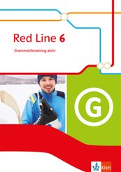 Red Line. Ausgabe ab 2014 -10. Klasse, Grammatiktraining aktiv - Bd.6