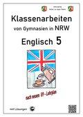 Englisch 5 (English G Access 1), Klassenarbeiten von Gymnasien in NRW mit Lösungen nach G9