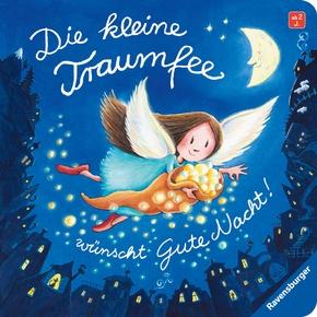 Die kleine Traumfee wünscht Gute Nacht!