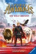 Spirit Animals, Band 11: Die Welt brennt; .