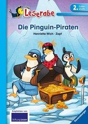 Die Pinguin Piraten - Leserabe 2. Klasse - Erstlesebuch für Kinder ab 7 Jahren