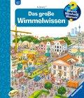 Das große Wimmelwissen (Riesenbuch) - Wieso? Weshalb? Warum?