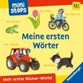 Mein erster Bücher-Würfel: Meine ersten Wörter (Bücher-Set); .