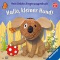 Mein liebstes Fingerpuppenbuch - Hallo, kleiner Hund!