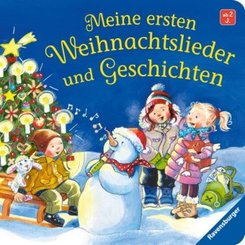 Meine ersten Weihnachtslieder und Geschichten
