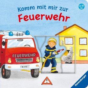 Komm mit mir zur Feuerwehr