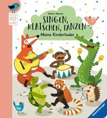 Singen, Klatschen, Tanzen: Meine Kinderlieder