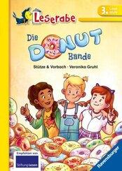 Die Donut-Bande - Leserabe 3. Klasse - Erstlesebuch für Kinder ab 8 Jahren