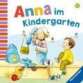 Anna im Kindergarten