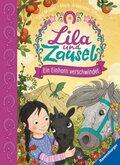 Lila und Zausel, Ein Einhorn verschwindet