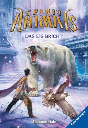 Spirit Animals - Das Eis bricht