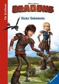 Dreamworks Dragons Hicks' Geheimnis - Für Erstleser