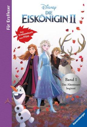 Disney Die Eiskönigin 2 - Für Erstleser - Bd.1