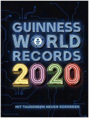 Guinness World Records 2020 - Mit tausenden neuen Rekorden