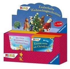 """Verkaufs-Kassette """"Ravensburger Minis 117 - Zauberhafte Weihnachtsgeschichten""""; . (40 Expl. (4 Titel))"""