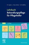 Lehrbuch Behandlungspflege für Pflegehelfer