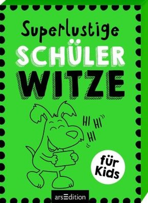 Superlustige Schülerwitze, 50 Karten