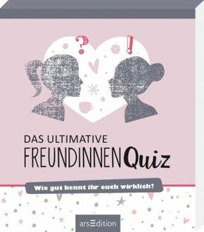 Das ultimative Freundinnen-Quiz