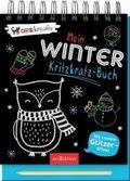 Mein Winter-Kritzkratz-Buch, m. Holzstift