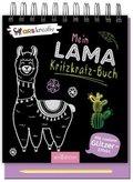 Mein Lama-Kritzkratz-Buch